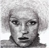 Figural, Gesicht, Portrait, Frau