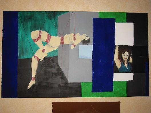 Gegenständlich, Malerei