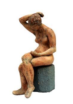 Figur, Andelshofen, Frau, Skulptur, Bodensee, Figural
