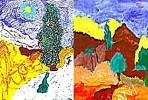 Privat, Gogh, Freundschaft,