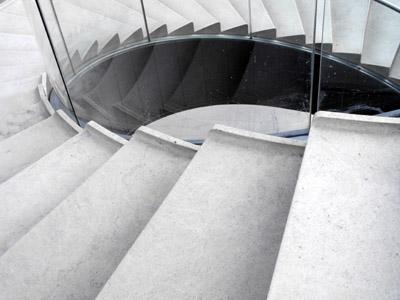 Architekturfotografie wendeltreppe, Fotografie
