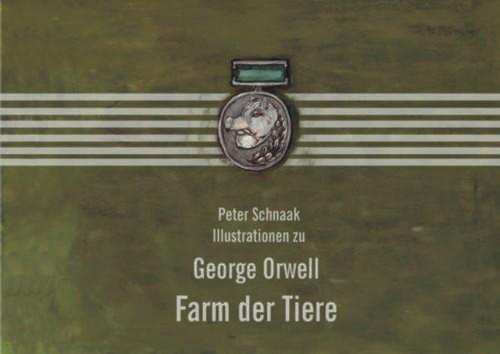 Bauernhof, Orwell, Tiere, Tierbuch, Zeichnungen