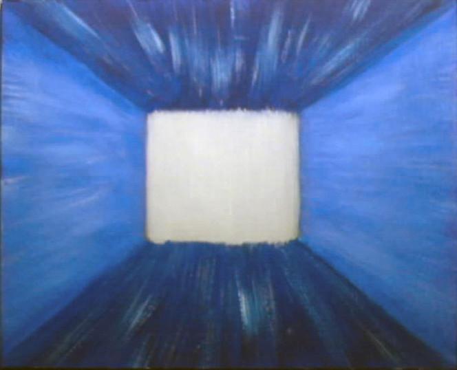 Fläche, Malerei, Diagonal, Ölmalerei, Weiß, Abstrakt