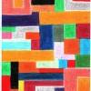 Rechteck, Abstrakt, Längs, Malerei