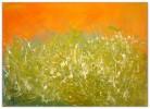 Abstrakt, Malerei, Frühling,