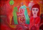 Figural, Malerei, Menschen, Kinder