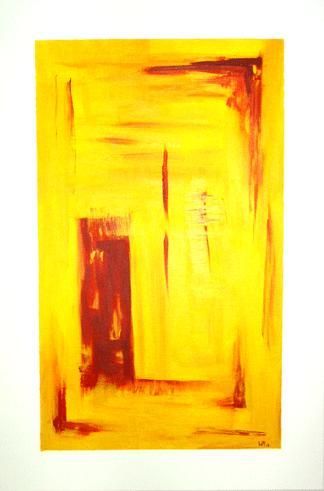 Acrylmalerei, Malerei, Primacryl, Abstrakt, Licht