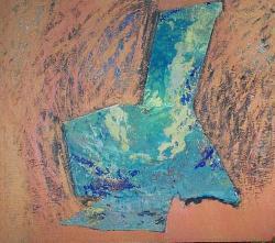 Abstrakt, Malerei, Off