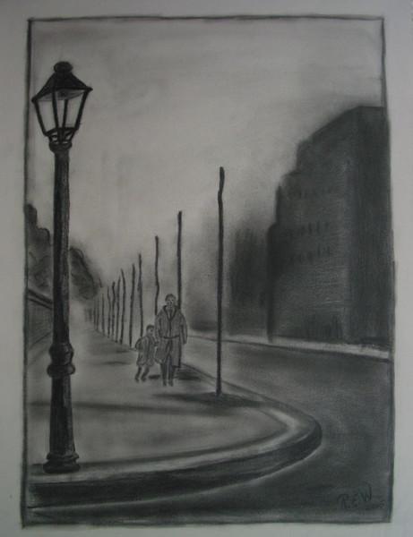 Skizze, Zeichnung, Zeichnungen, Schatten