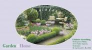 Heim, Garten, Ausstellung, Glas