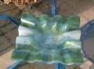 Glas, Natürlichkeit, Fusing, Wandbeschriftung