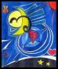 Abstrakt, Malerei, Liebe