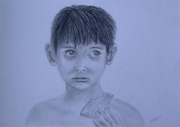 Zeichnung, Portrait, Zeichnungen