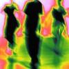 Farben, Fotografie, Tanz, Dynamik