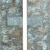 Acrylmalerei, Malerei, Chrom, Diptychon