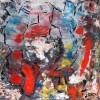Acrylmalerei, Malerei, Abstrakt,