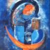 Malerei, Abstrakt, Arche
