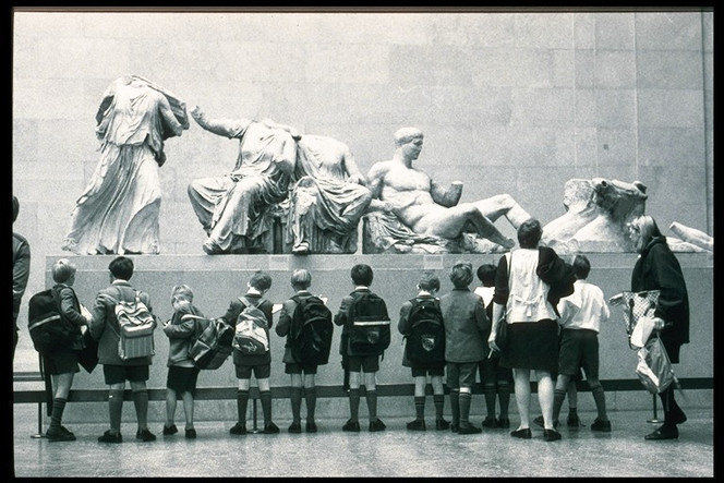 London, Fotografie, Menschen, Museum, Kids