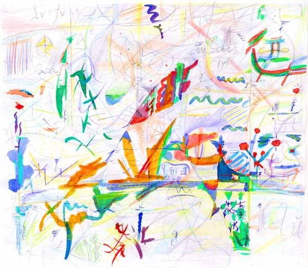 Acrylbilder selber malen ideen raum und m beldesign - Acrylbilder ideen ...