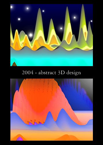 Terra, Bildend, Abstrakt, 3d, Design, Zazzle