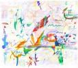 Frühling, Mixed media, Abstrakt, Geometrie