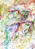 Ausdruck, Formen, Farben, Mixed media