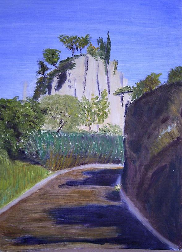 Mobel Frankreich Malerei : Bild landschaft malerei landschaften frankreich von