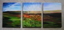 Erde, Mosaik, Malerei, Himmel