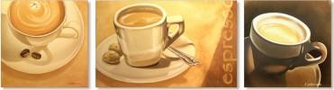 Tasse, Espresso, Kaffee, Bohne