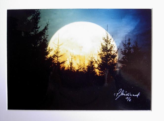 Fotografie, Surreal, Mond