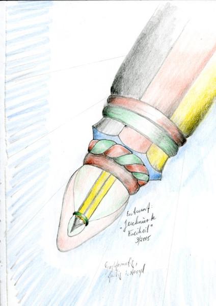 Beschneidung, Skizze, Entwurf, Freiheit, Zeichnung, Einengung