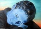 Figural, Malerei, Portrait