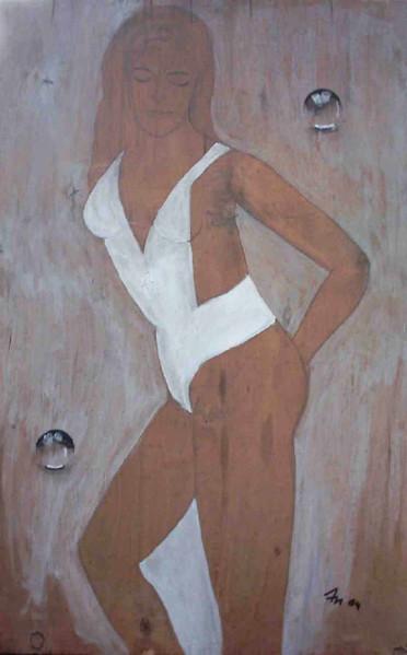 Ästhetik, Malerei, Figural, Körper