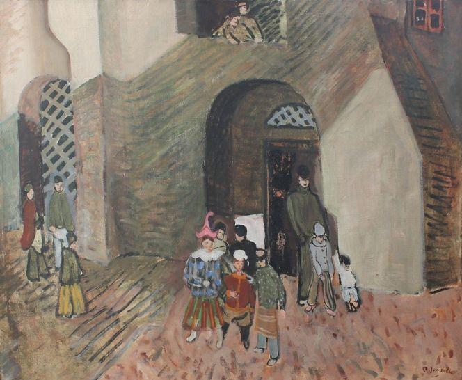 Impressionismus, Gemälde, Malerei, Düsseldorf, Holocaust, Entartete kunst