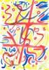 Farben, Chinesisch, Spiel, Abstrakt