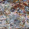 Acrylmalerei, Traum, Mythos, Karton