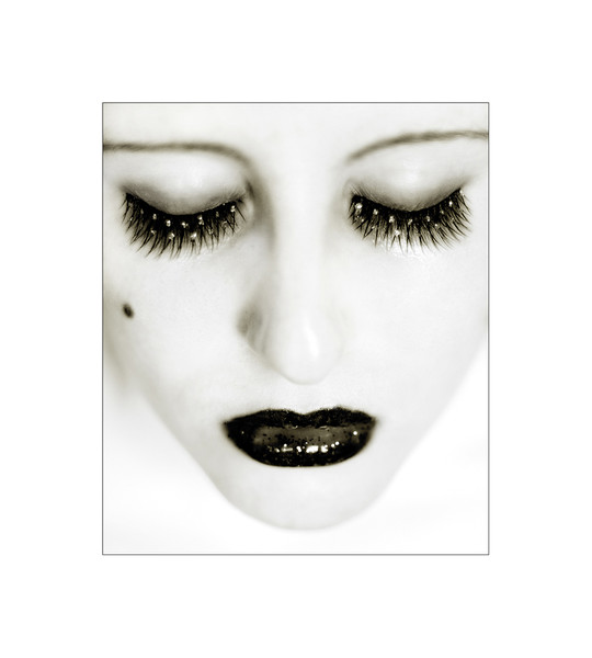 Portrait, Menschen, Make up, Ölmalerei, Fotografie, Mode
