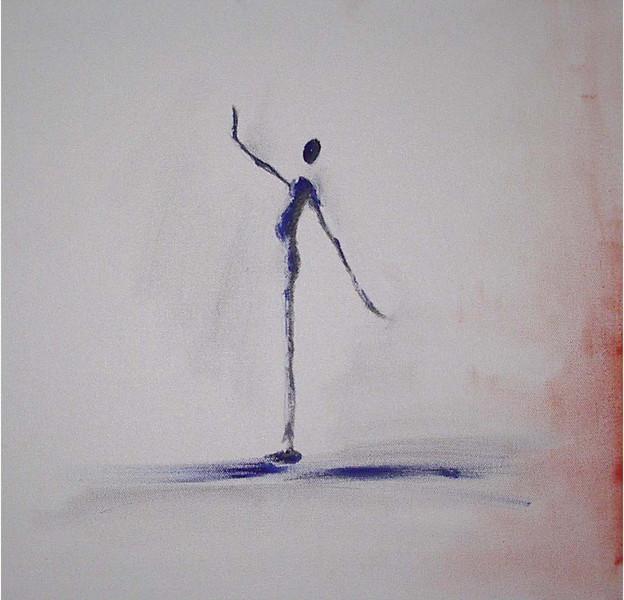 Menschen, Malerei, Serie