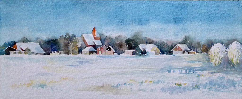 bild wintertraum winter schnee wei e weihnachten von. Black Bedroom Furniture Sets. Home Design Ideas