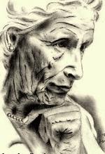Zeichnung, Portrait, Zeichnungen, Vergänglichkeit