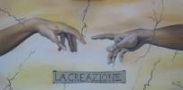 Michelangelo, Creazione, Schöpfung, Malerei