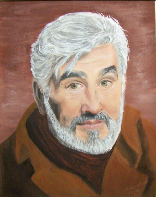 Wer Ist Das Portrait Malerei Von Marzinkowski Bei Kunstnet