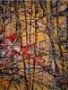 Landschaftsmalerei, Abstrakt, Malerei
