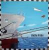Hafen, Schiff, Schiffsbug, Malerei
