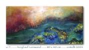 Farben, Wind, Türkis, Landschaft