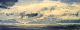 Schottland, Malerei, Meer, Maritim