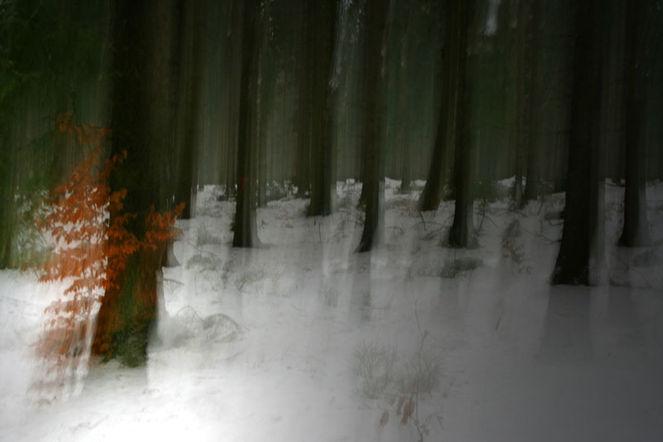 Lightpainting, Verwischen, Wischeffekt, Lichtmalerei, Fotografie,