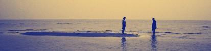 Glück, Freunde, Daypics, Meer