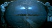 sehnsucht - himmel nacht stille reise