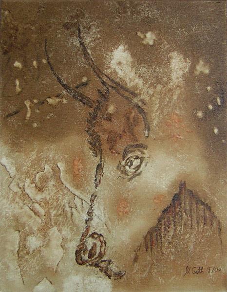 Lascaux, Kuh, Tiere, Höhlenmalerei, Malerei